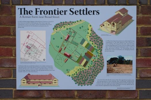 THE FRONTIER SETTLERS