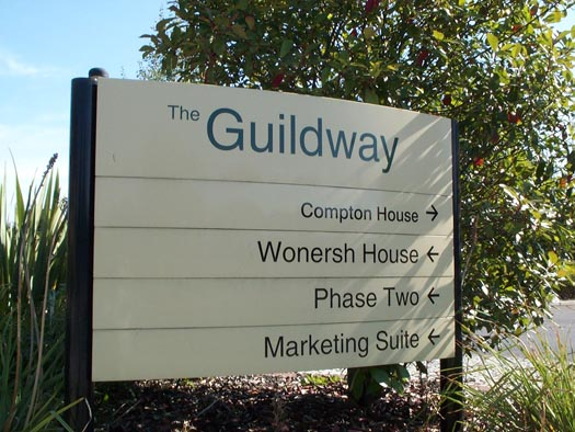 THE GUILDWAY