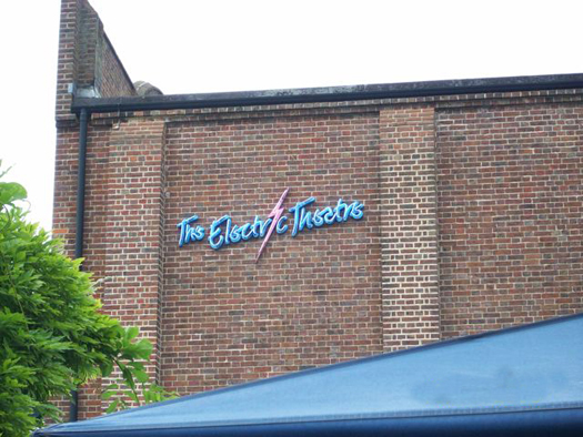 THE ELECTRIC THEATRE