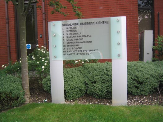 GODALMING BUSINESS CENTRE