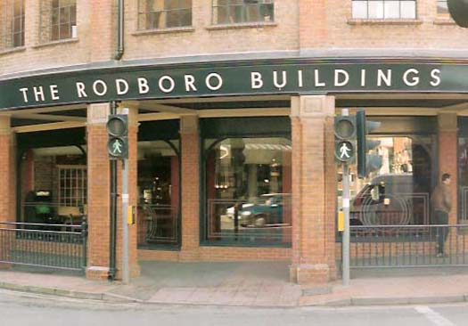 THE RODBORO BUILDINGS