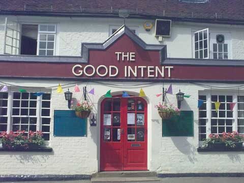 THE GOOD INTENT