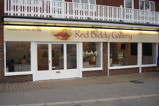 RED BIDDY GALLERY