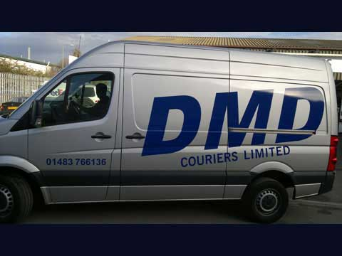 DMD COURIERS